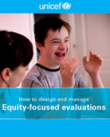 How to design and manage Equity-focused evaluations