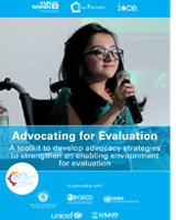 Advocating for Evaluation